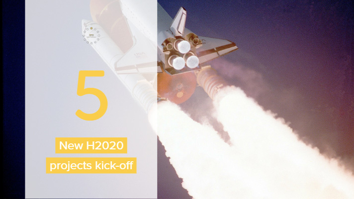5-new-h2020-projects-kick-off