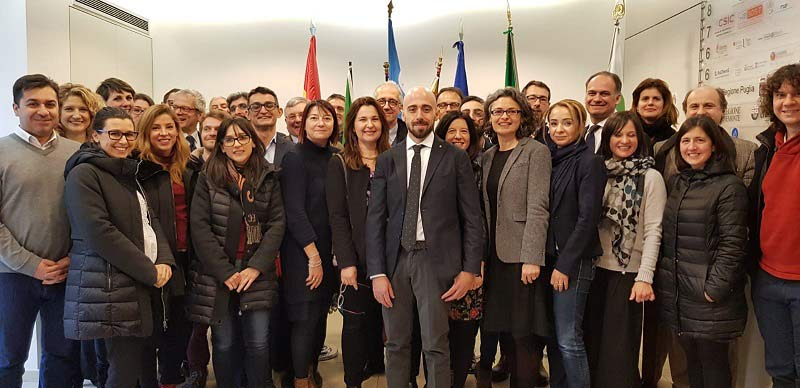 GIOTTO Consortium at the kick off meeting